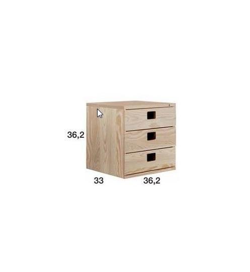 ASTIGARRAGA KIT LINE M/ódulo Cubo de 1 Puerta DINAMIC