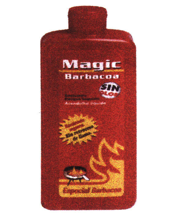 23044002 LIQUIDO BARBACOA S/OLOR MAGIC 500 ML 31847