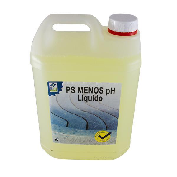 33136025 REDUCTOR PH LIQUIDO PR GREEN 6 L