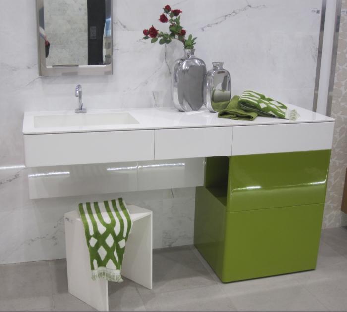 Conjunto Mueble Ba O E5 160×50 Mueble Encimera Cobrillo Ycarro  # Muebles Sevillanos